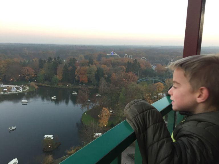 Weekendje Efteling - Bosrijk -Vaders op Reis