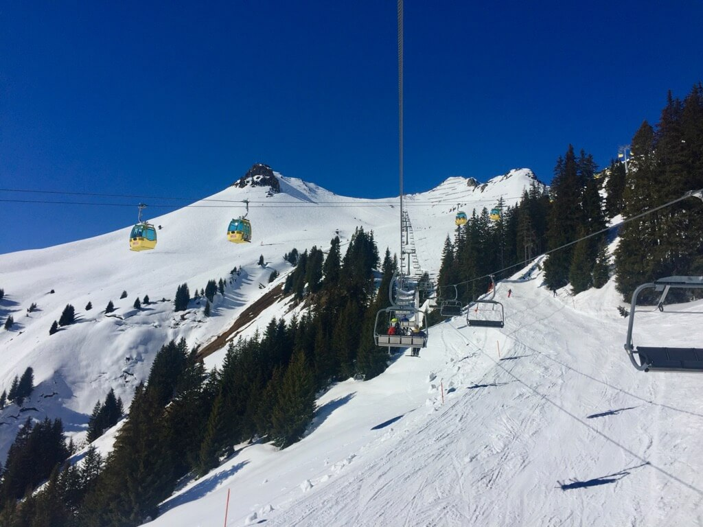 Leogang - Wintersport - Colmar - Fieberbrunn - Vaders op Reis