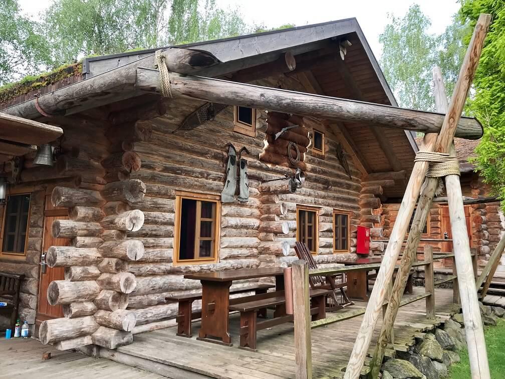 Blokhut camp resort Europa-Park