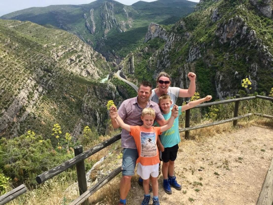 SNP - Family special - Via Ferrata - Olvena