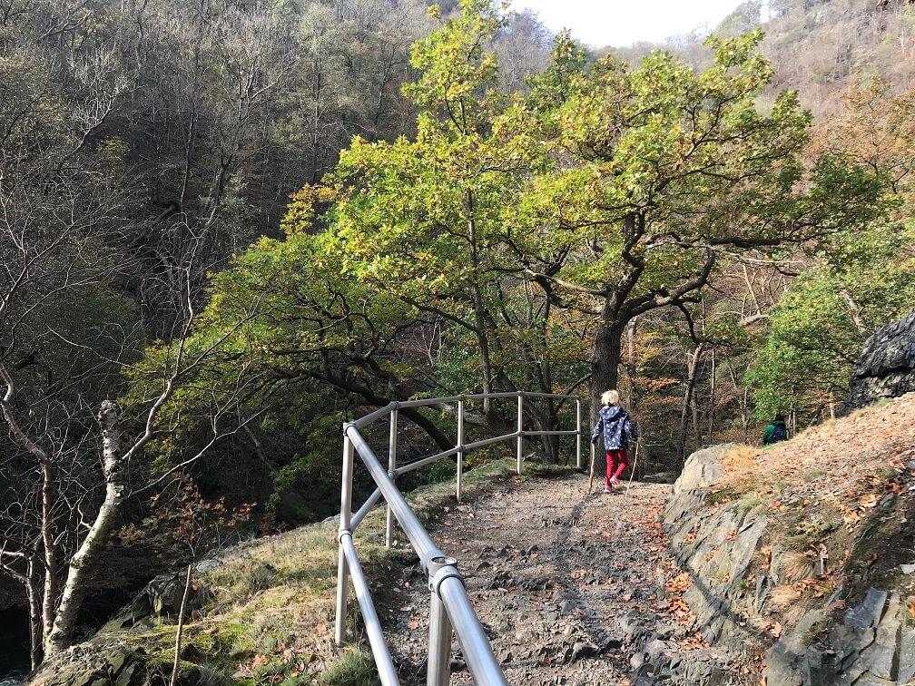 Hexenstieg wandeling