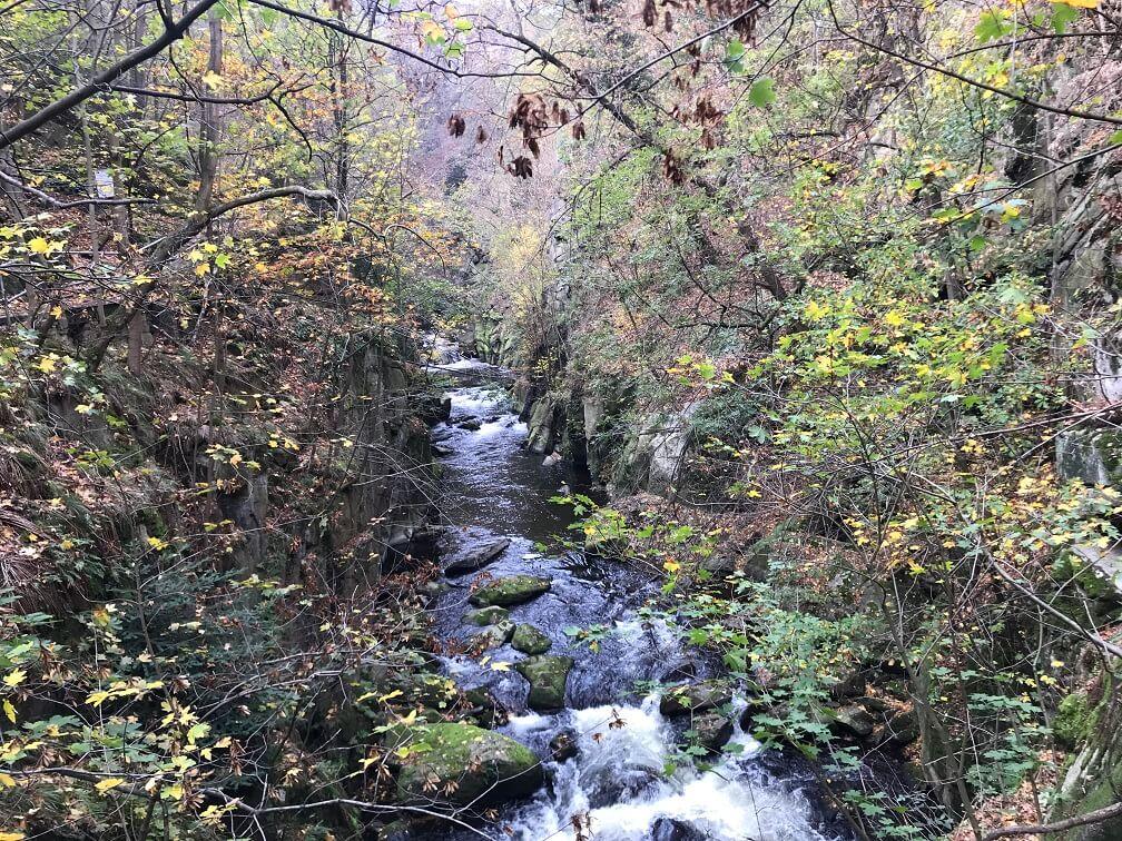 Bode rivier, Hexenstieg