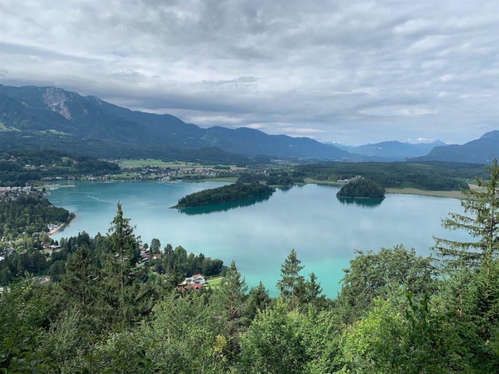 Camping Anderwald - Karinthië - Vaders op Reis - Mittagskogel - Faaker See