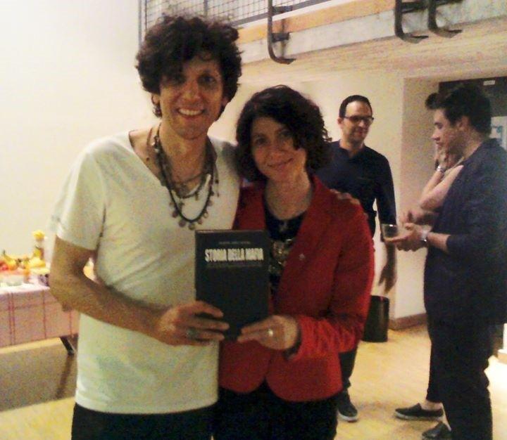 Vado in Albania, Ermal Meta e Andrea Cangiotti