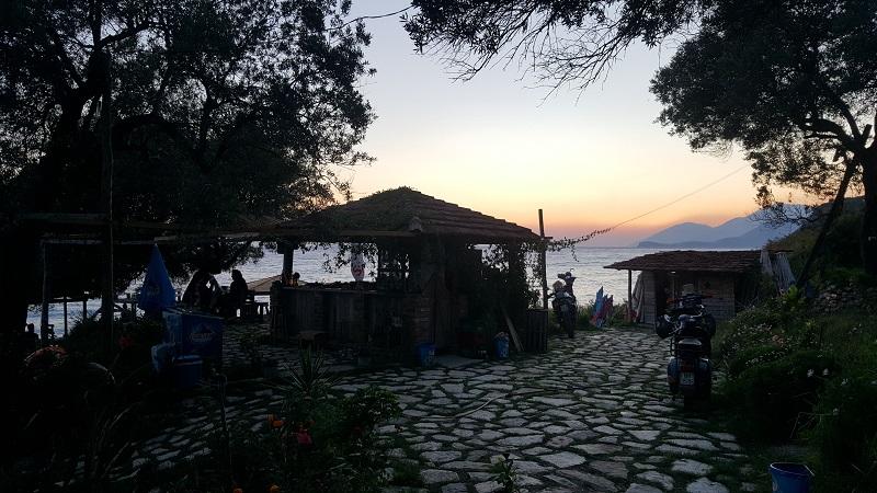 In campeggio in Albania la scelta di una vacanza green e