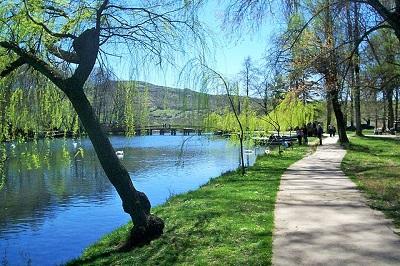 Parco di Drilon Albania Pogradec Tour Albania