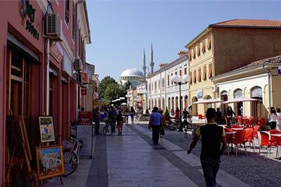 Scutari Pedonalja, Tour del nord Albania