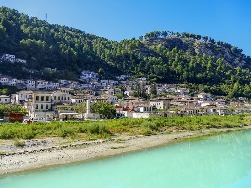 Berat Minitour albania