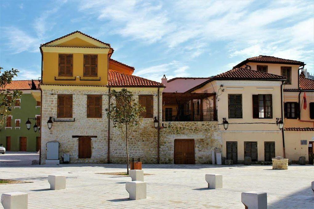 Centro storico Valona