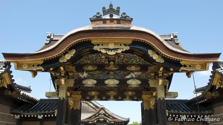 Castello di Nijo  Guida Kyoto  VadoInGiapponeit