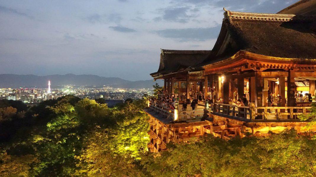 Tempio Kiyomizudera  Guida Kyoto  VadoInGiapponeit