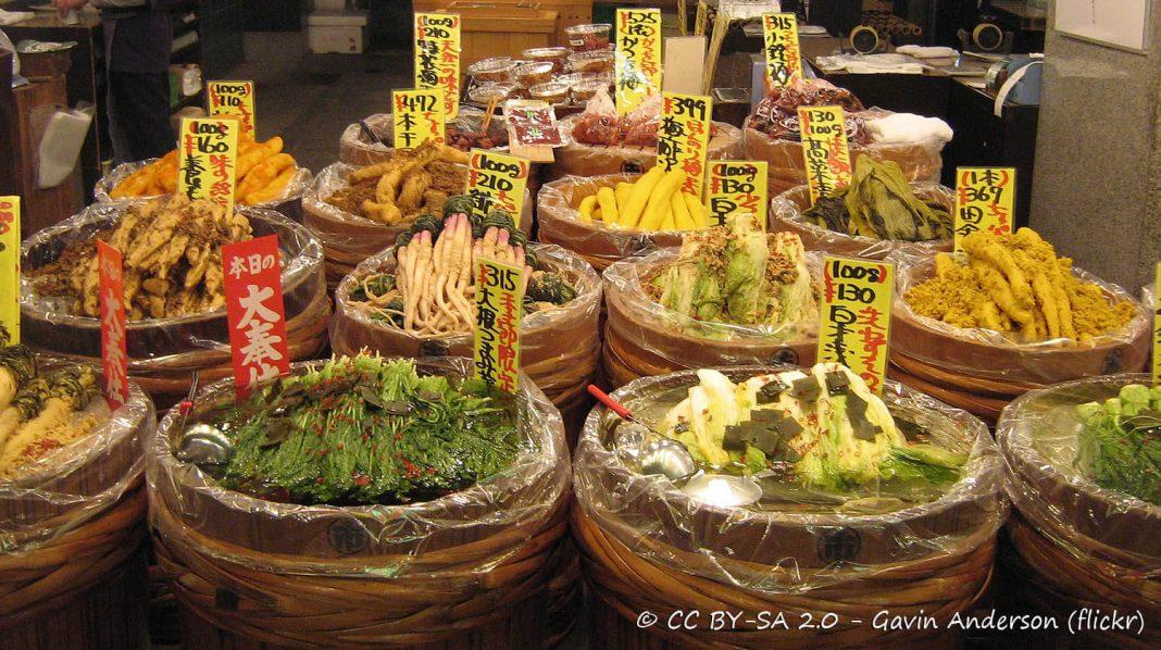 Tsukemono  Cibi e cucina giapponese  VadoInGiapponeit