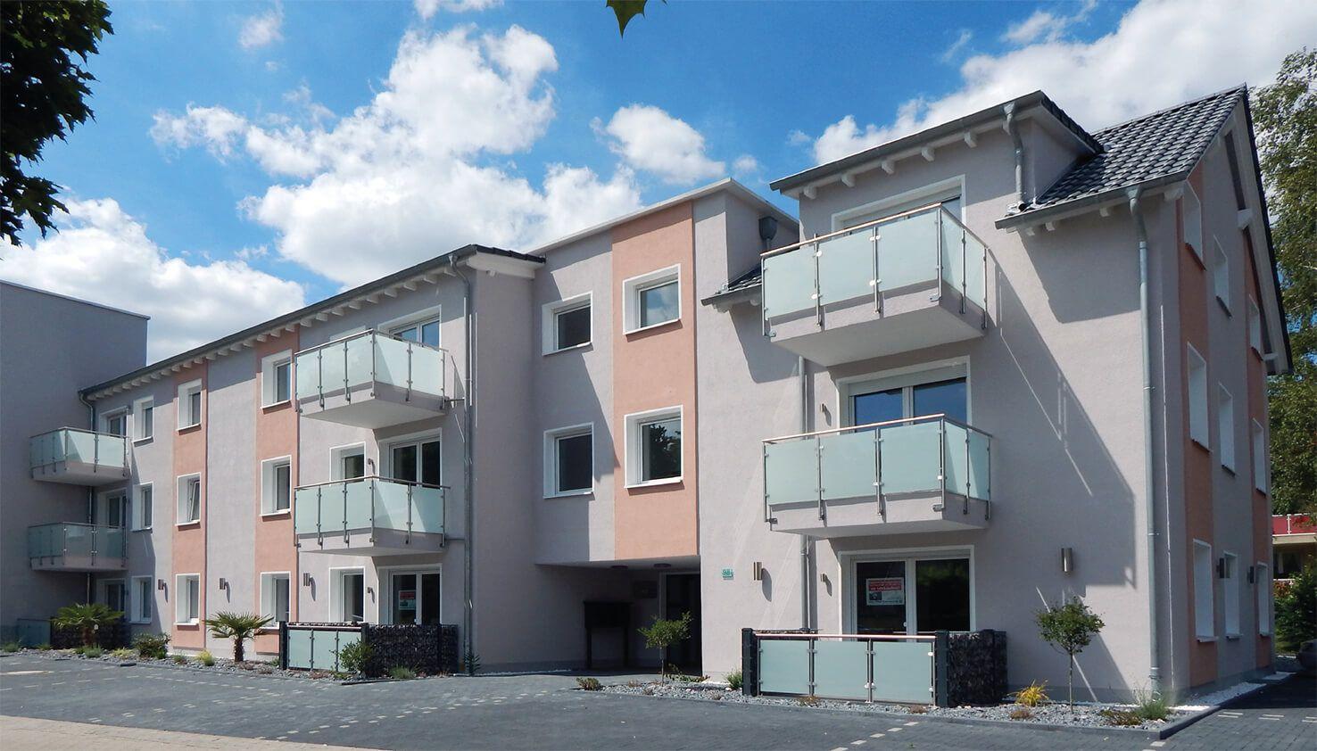 Wohnimmobilien Lavendelgarten Dortmund  VADOXBAU