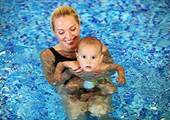 Værløse Svømmeklub Babysvømning