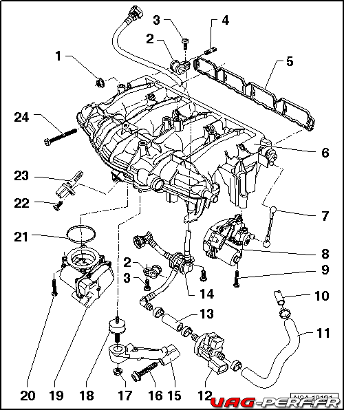 Vw Golf V157