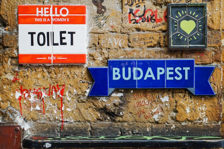 Käytännön vinkkejä Budapestiin - Näillä pääset alkuun!