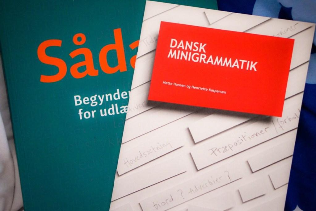 Ensimmäinen tanskan kurssi suoritettu – miten meni?