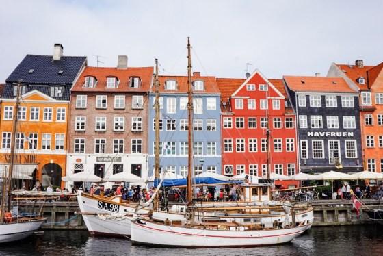 Tanskassa asuminen