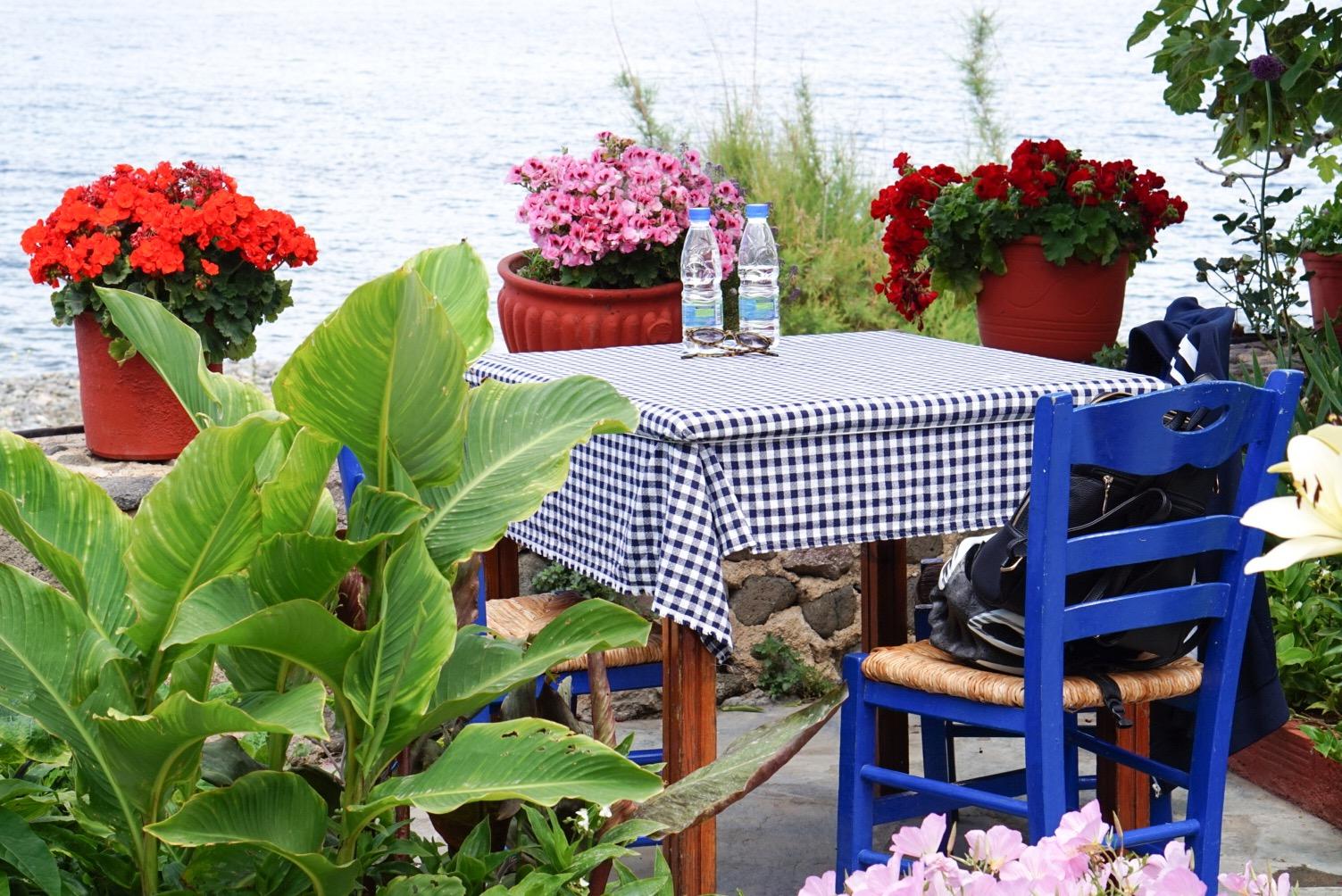 Parga, Kreikka