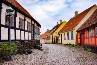 Ebeltoft, Tanska
