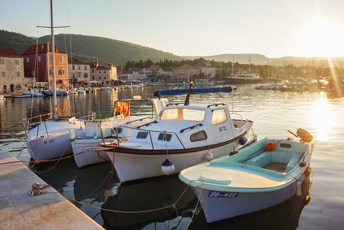 Viisi vinkkiä Kroatian Hvar-saarelle