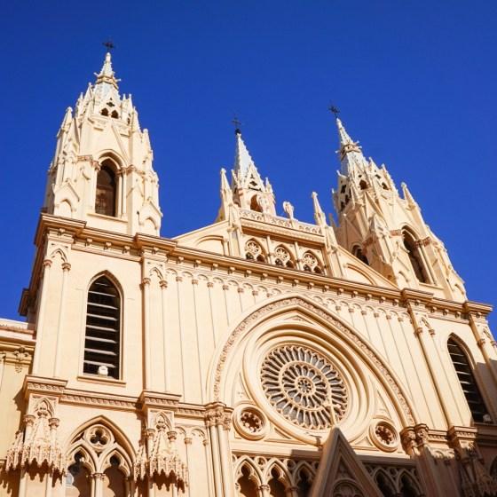 Jälleen Málagassa