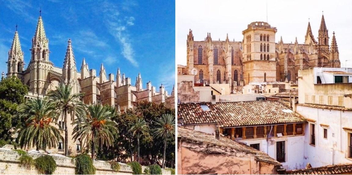 Mallorcan katedraali