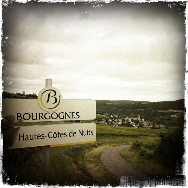 Willkommen in der Bourgogne
