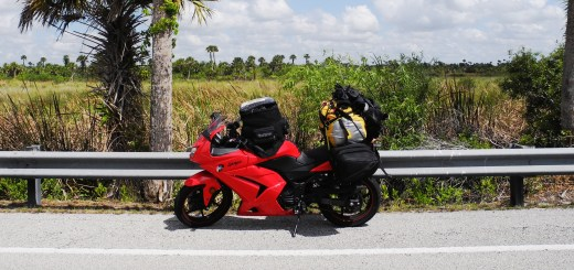 Motorcycle road trip