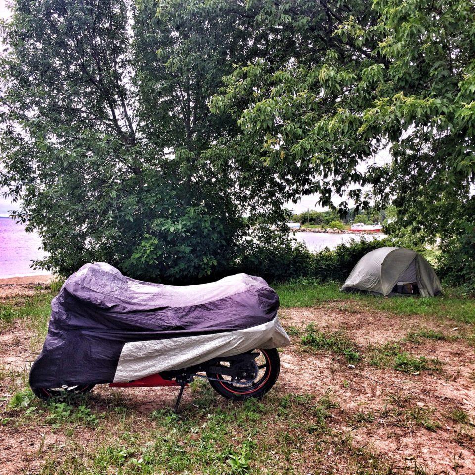 8+ Free Campsites In Ontario! - Vagabondesss com