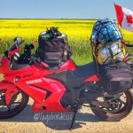 How I Afford To Live As A Motorcycle Traveler