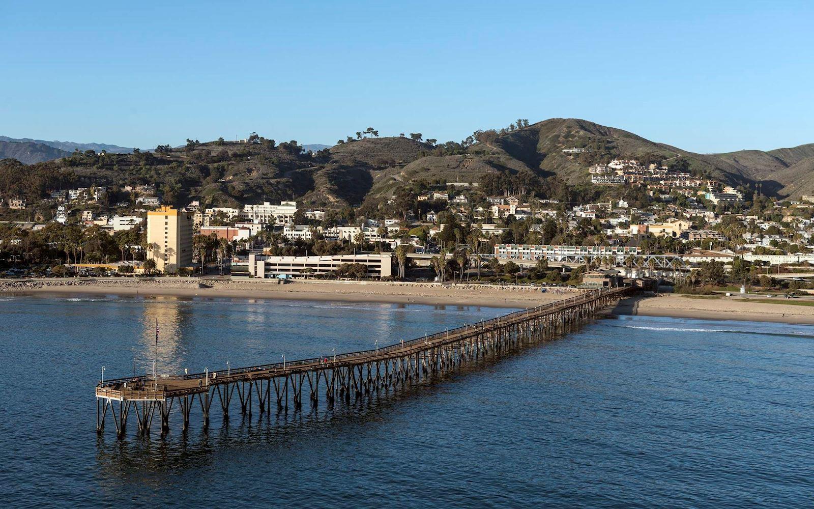Ventura CA Hotel Accommodations  Vagabond Inn Ventura