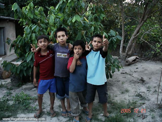 Theater Group in El Salvador