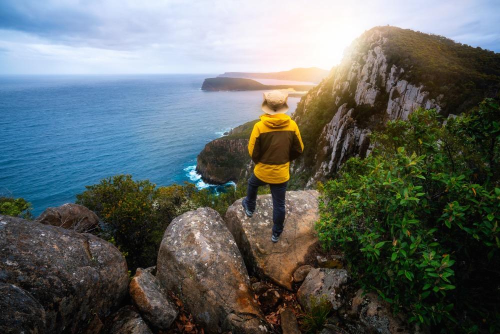 Hiking Tasmania