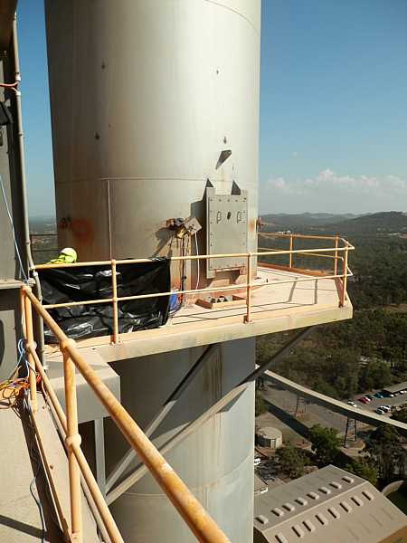 Australian Cement Plant