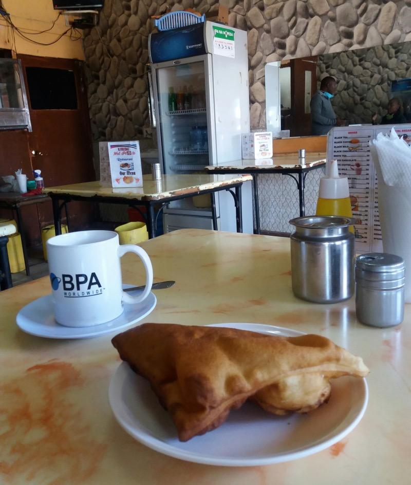 Kenya cafe