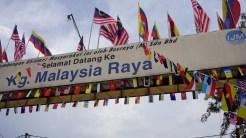 Gate to Malaysia Raya