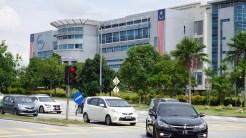 Dell's operation center in Cyberjaya