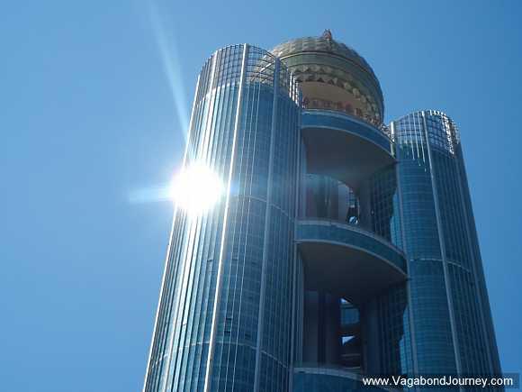 Zengdi Kongzhong skyscraper