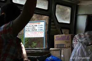 jeepney to Bugnay