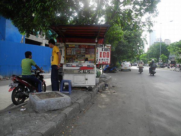 Jakarta portable sex shop