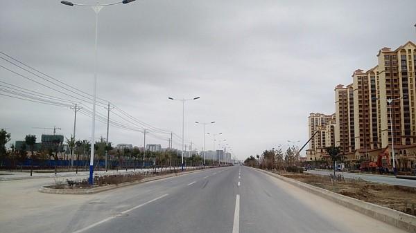 Lanzhou New Town 2
