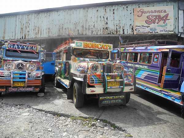 Philippines Jeepney 3