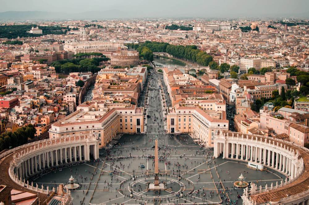 Rome tourist attraction