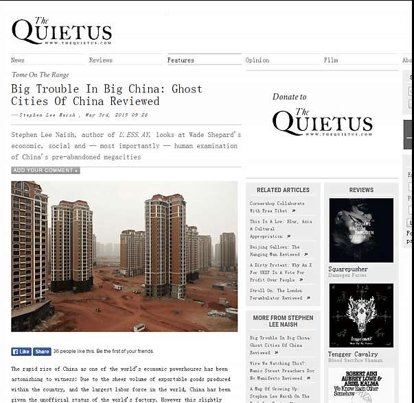 The Quietus Big Trouble In Big China Ghost Cities Of China Reviewed_DCE