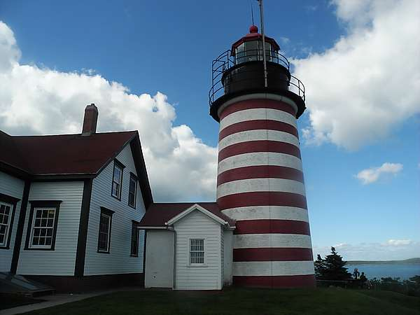 West Quoddy Head Lighthouse 3
