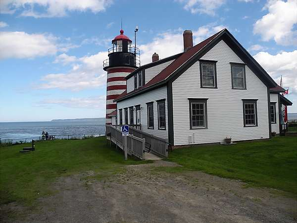 West Quoddy Head Lighthouse 4