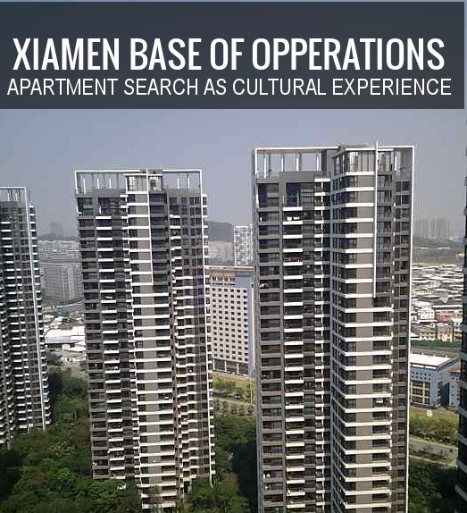 Looking For An Apartment: Looking For An Apartment In China Is A Good Cultural Exercise