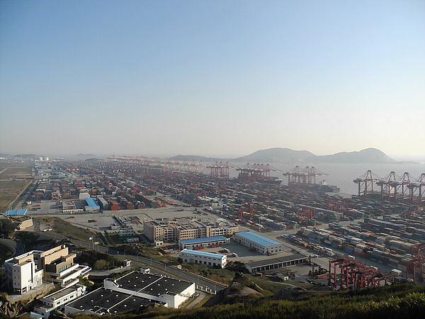 Yangshan Deep Water Port 7