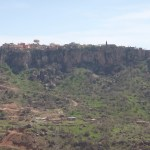 Amadiya is build on a high plateau in the north of Iraq
